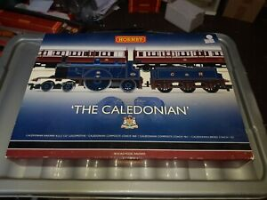 OO GAUGE HORNBY R2610 'THE CALEDONIAN' TRAIN PACK LIMITED EDITION boxed