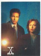 X Files Season 1 Promo Card TXFM1