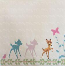Sandylion: Scrapbook Paper (2) Sheets 12 x 12 Disney Bambi Deer