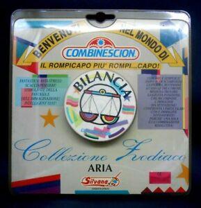 GIOCO VINTAGE ANNI '80 - COMBINESCION COLLEZIONE CHAMP - SILVANA CASERTA