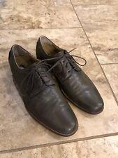 Hush Puppies Men's Lassen Dress Oxford Shoe US 9.5 Dark Brown