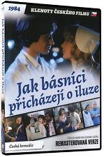 Jak basnici prichazeji o iluze 1984 Czech Comedy DVD Engl.subt.Remastered vers.