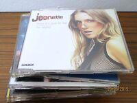 10 Maxi CD's (2) - Cover bzw. Hülle z. Teil beschädigt, CD's sind in Ordnung/S27