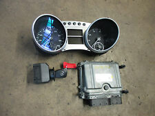 2006 Mercedes ML350 W164 Engine ECU, Cluster+Ignition Switch Combo A2721531779