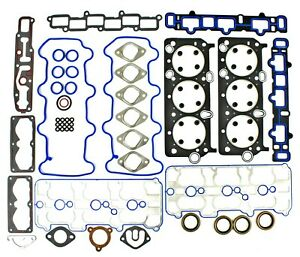 Fits 1991-1995 Chevy Lumina Monte Carlo 3.4L DOHC V6 - Head Gasket Set