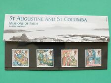 1997 Royal Mail St Augustine & St Columba Presentation Pack 275 SNo46760