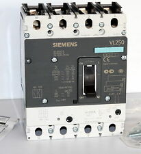 Siemens 3VL3725-2AA46-0AA0 200-250A Circuit Breaker with 3VL93257EJ40 Trip Block