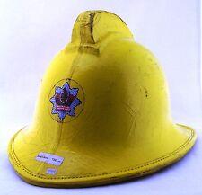 Feuerwehrhelm aus England um 1983 (3587-143)