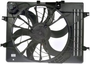 Engine Cooling Fan Assembly Dorman 620-447 fits 12-14 Hyundai Azera 3.3L-V6