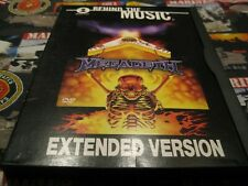 Megadeth - Behind the Music Extended (DVD, 2001)