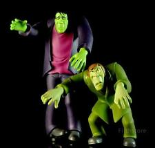 "5"" Scooby Doo Color Frankensteion Creeper Monster 2 Sets New"