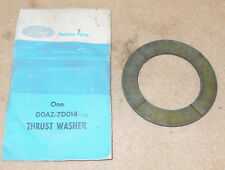 Ford Mercury NOS C4 AUTOMATIC TRANSMISSION FRONT PUMP SUPPORT THRUST WASHER