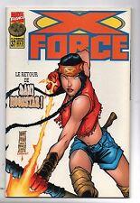 X FORCE n°37  - Marvel France 1998. Le retour de Dani Moonstar ! NEUF