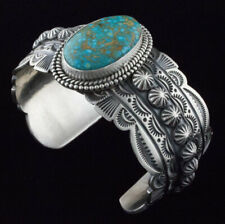 """""""Old Style"""" Natural Turquoise Mountain Bracelet"""