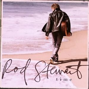 ROD STEWART, TIME, All-New Songs, Pop-Rock-Folk/Vocal, Audio CD