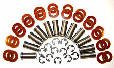 """12 Tattoo Machine 3/8"""" Coil Cores Set Phenolic Coil Core Washers 1"""" T-top Cores"""