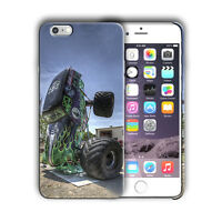 Extreme Monster Truck Iphone 4s 5 5s 5c SE 6 6s 7 8 X XS Max XR Plus Case Cover