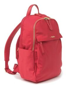 NWT TUMI POLLY BACKPACK RED $295.00