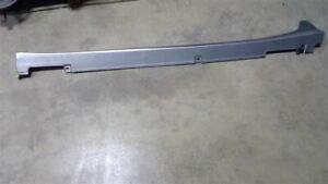 2013 13 Acura TSX Left Rocker Panel Moulding silver 64796