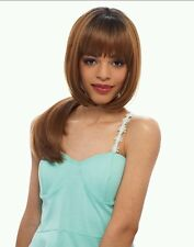 Janet Collection Two Block Wig two styles. Uster - Color 2