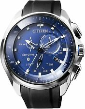 New! CITIZEN Eco Drive Bluetooth BZ1020-22L Men's Watch from Japan!