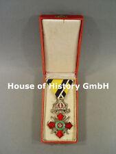 Bulgarien: Militärverdienst Orden Ritterkreuz, versilbert, mit Verleihungsetui 2