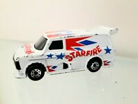 1985 vintage matchbox Ford Supervan 11 starfire / scale 1/62