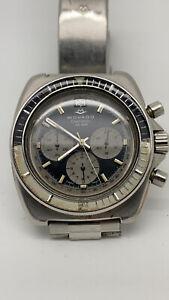 Movado Datron HS 360 Diver Chronograph Zenith El Primero Cal. 3019 Movement