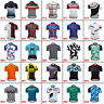 Mens Unique Bike Cycling Short Sleeve Jersey Bicycle Tops Maillots Shirt Jerseys