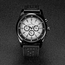 V6 Super Speed V0281 Analog Sport Military Waterproof Quartz Wrist Watch UK