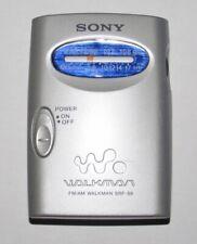 Sony Portable FM/AM Stereo Walkman SRF-59