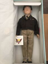 Effanbee Character Doll Dwight David Eisenhower New In Box with Coa D-358