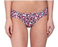 Carve Designs Bikini Bottom USA MADE Cardiff Namotu Ruched Side triangle NWT XL