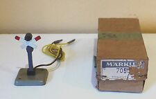 Marklin 7050 warning cross lighted 800