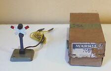 Marklin 7050 warning cross lighted 800