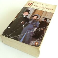 livre anglais MIDDLEMARCH roman george eliot penguin books 1994