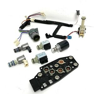 4L60E 4L65E Solenoid Set including Wire Harness 1996-2002 GM 7 Pieces