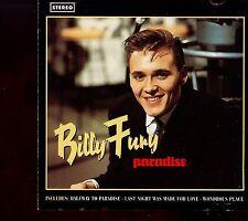 Billy Fury / Paradise