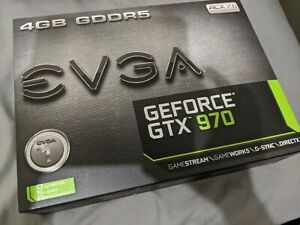 EVGA GeForce GTX 970 ACX 2.0 NVIDIA Graphics Card GPU