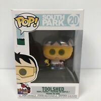 South Park Toolshed Pop Vinyl 20