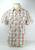 Second to None Apparel Distillery Plaid Shirt Size L