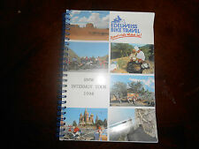 BMW OEM Edelweiss Bike Travel Intermot Tour 1998
