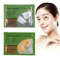 Collagen Deep Hydrating Anti Aging Wrinkle Under Eye Gel Patches Eyelid Mask