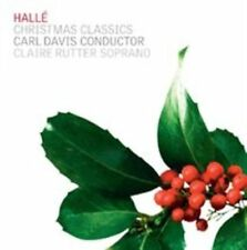 Halle Christmas Classics 5065001341045 by Davis CD