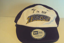 146437b5a57da Toddler boys New Era Brand T is for TIGERS Purple   White Hat Cap OSFA
