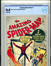 Amazing Spider-Man #1 (1966) CBCS 9.4 Golden Record Reprint