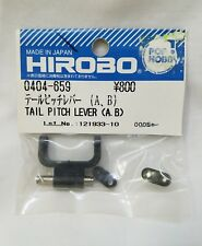 Hirobo RC Helicopter Tail Pitch Lever (A, B) 0404-659