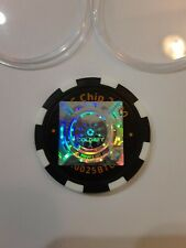 2020 Super Rare Collectible Coldkey Bitcoin Poker Chip Limited to 21