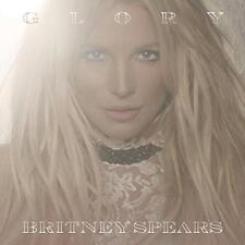Britney Spears - Glory (Deluxe Version) (NEW CD)