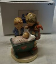 New ListingVintage Goebel Hummel Porcelain Figurine Blessed Event #784